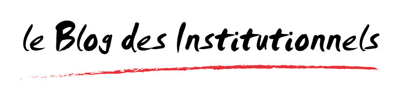 Le blog des institutionnels