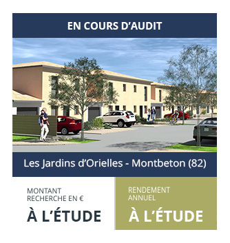 Les Ailes Koregraf crowdfunding immobilier